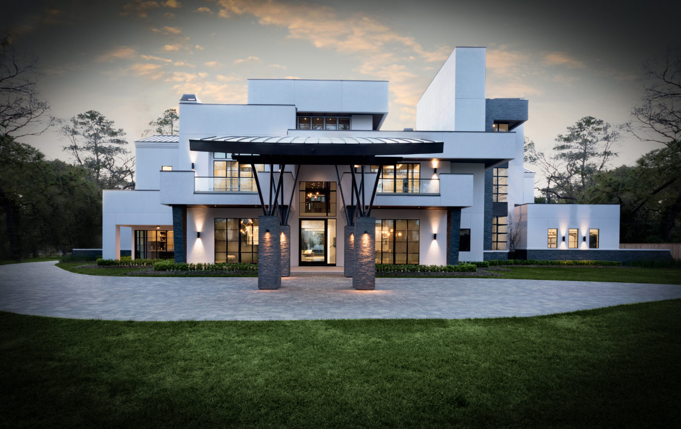 Memorial Modern Estate | Frankel Building Group