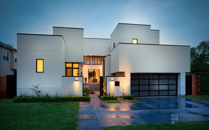 Bellaire Contemporary | Frankel Building Group