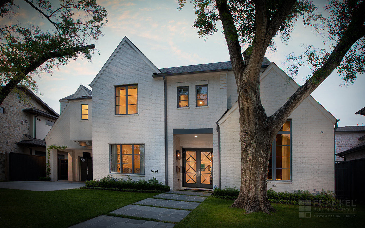Briargrove Transitional | Frankel Building Group