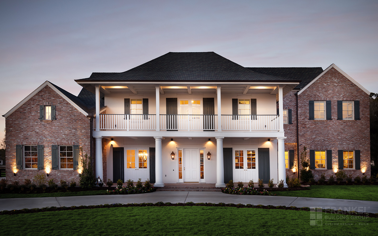 Clean Creole Traditional | Frankel Building Group