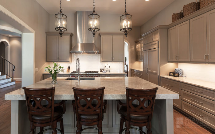 Bellaire Transitional kitchen