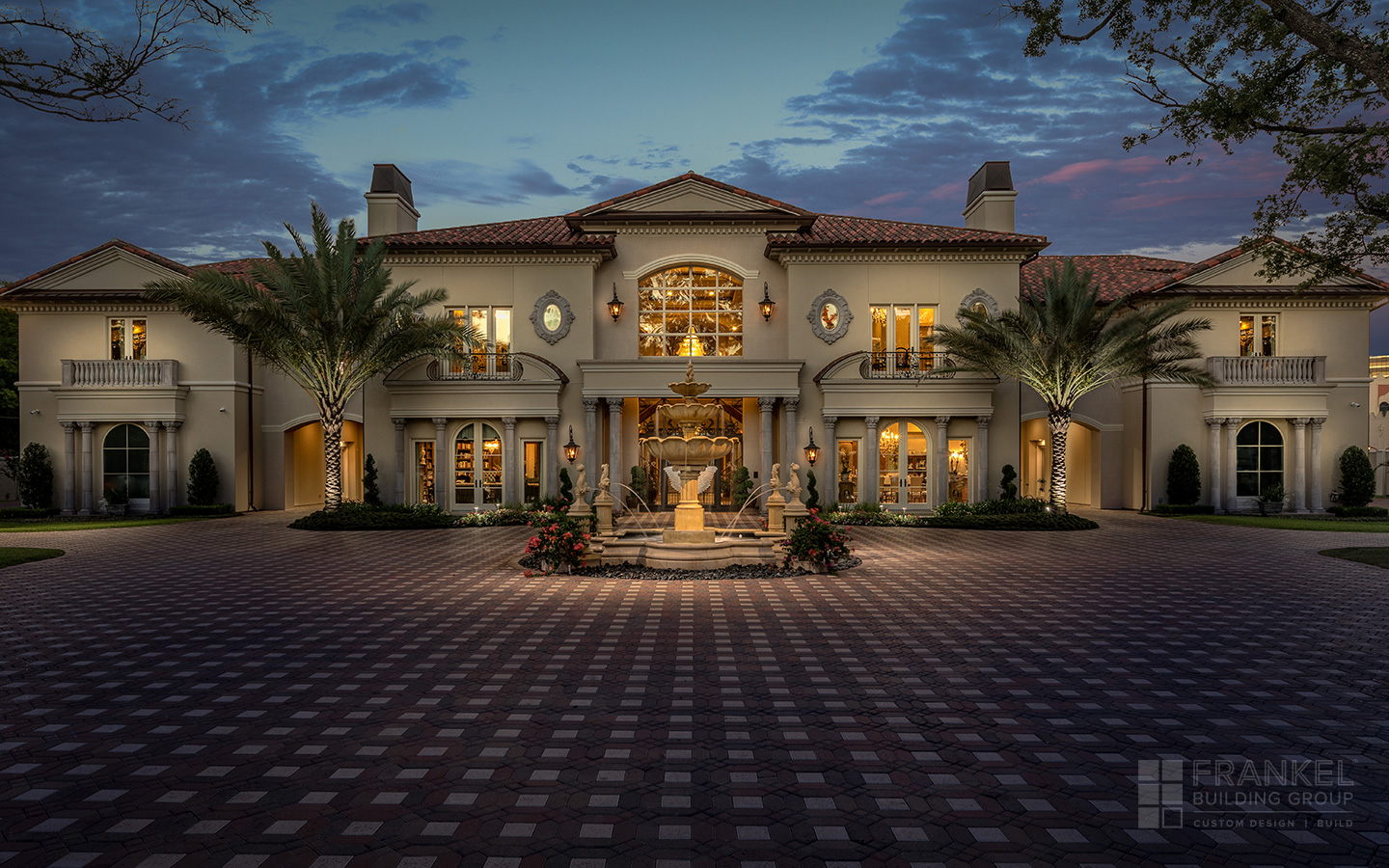 Memorial Palladian Estate | Frankel Building Group
