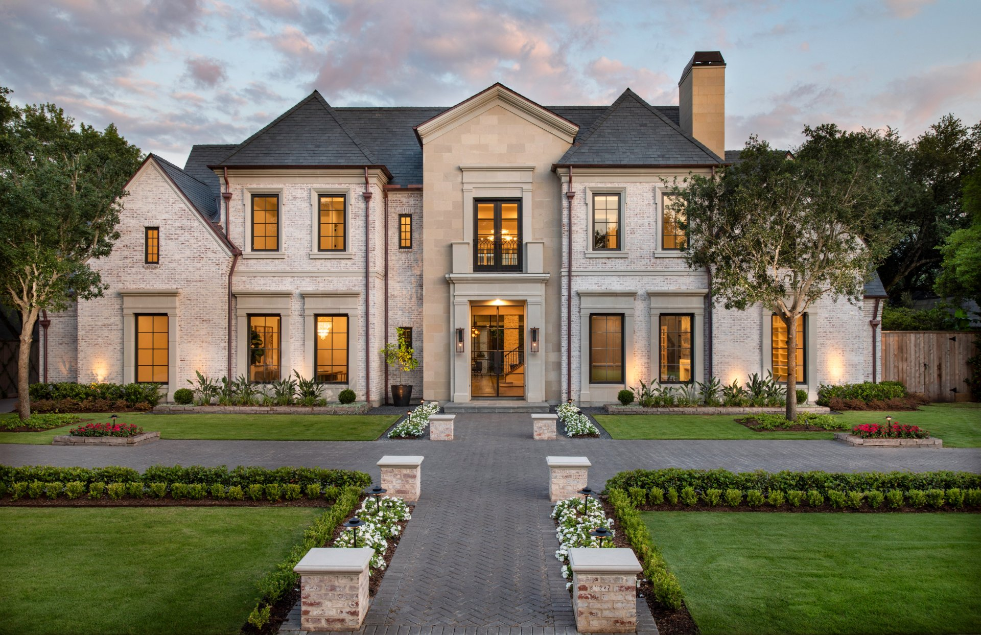 Houston Custom Home Builder Frankel
